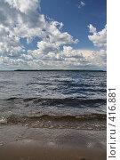 """Купить «Озеро """"Селигер"""" (о. Волго)», фото № 416881, снято 27 июля 2008 г. (c) Александр Секретарев / Фотобанк Лори"""