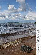 """Купить «Озеро """"Селигер"""" (о. Волго)», фото № 416889, снято 27 июля 2008 г. (c) Александр Секретарев / Фотобанк Лори"""