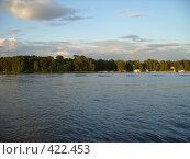 Купить «Клязьминское водохранилище, Подмосковье», фото № 422453, снято 22 мая 2008 г. (c) Максим Галкин / Фотобанк Лори
