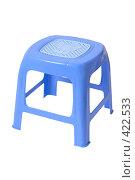 Купить «Детский стул», фото № 422533, снято 22 августа 2008 г. (c) Эдуард Жлобо / Фотобанк Лори