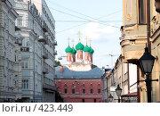 Купить «Виды Москвы», фото № 423449, снято 23 августа 2008 г. (c) Роман Захаров / Фотобанк Лори