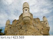 Купить «Крепость Эникале», фото № 423569, снято 14 июля 2008 г. (c) Дмитрий Рогов / Фотобанк Лори