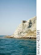 Купить «Дом у моря», фото № 423581, снято 24 июля 2008 г. (c) Дмитрий Рогов / Фотобанк Лори