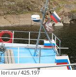 Купить «Весёлый российский роджер», фото № 425197, снято 6 августа 2008 г. (c) Морковкин Терентий / Фотобанк Лори
