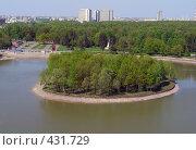 Купить «Москва. Измайловский парк», эксклюзивное фото № 431729, снято 3 мая 2008 г. (c) lana1501 / Фотобанк Лори