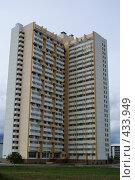 Купить «Многоэтажный дом, Набережные Челны», фото № 433949, снято 1 сентября 2008 г. (c) Константин Жидов / Фотобанк Лори