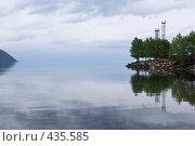 Купить «На берегу Байкала, после дождя», фото № 435585, снято 12 июня 2008 г. (c) Виталий Попов / Фотобанк Лори