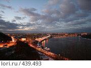 Купить «Ночной Киев», фото № 439493, снято 27 января 2008 г. (c) Никончук Алексей / Фотобанк Лори