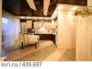Купить «Интерьер кухни», фото № 439697, снято 3 сентября 2008 г. (c) Vdovina Elena / Фотобанк Лори