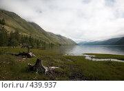 Купить «Горное озеро», фото № 439937, снято 2 июля 2006 г. (c) Serg Zastavkin / Фотобанк Лори