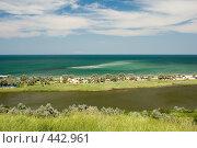 Купить «Берег Азовского моря», фото № 442961, снято 5 июля 2008 г. (c) Королевский Василий Федорович / Фотобанк Лори