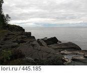 Купить «Остров Валаам.Скалы. Вечер.», фото № 445185, снято 6 августа 2008 г. (c) Заноза-Ру / Фотобанк Лори
