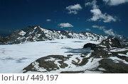Купить «Ледник Plaine Morte», фото № 449197, снято 10 июля 2008 г. (c) Lina Kurbanovsky / Фотобанк Лори