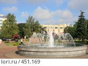 Купить «Вид на монумент Матери Родины», фото № 451169, снято 10 сентября 2008 г. (c) Рягузов Алексей / Фотобанк Лори