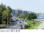 Купить «Набережная Днепра», фото № 451433, снято 7 сентября 2007 г. (c) Сергей Шульгин / Фотобанк Лори