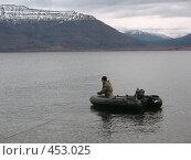 Купить «На озере», фото № 453025, снято 23 сентября 2007 г. (c) Назаренко Ольга / Фотобанк Лори