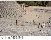 Эпидавр. Греция (2006 год). Стоковое фото, фотограф Светлана Кудрина / Фотобанк Лори