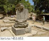 Олимпия. Греция (2006 год). Стоковое фото, фотограф Светлана Кудрина / Фотобанк Лори