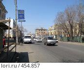 Купить «Город Чита», фото № 454857, снято 23 апреля 2008 г. (c) Геннадий Соловьев / Фотобанк Лори