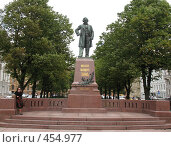 Купить «Петербург. Памятник Глинке», фото № 454977, снято 19 августа 2008 г. (c) Морковкин Терентий / Фотобанк Лори