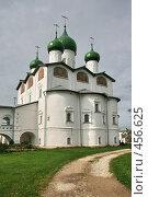 Купить «Николо-Вяжищский женский монастырь», фото № 456625, снято 7 сентября 2008 г. (c) Александр Секретарев / Фотобанк Лори