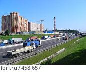 Москва. МКАД, эксклюзивное фото № 458657, снято 23 июля 2008 г. (c) lana1501 / Фотобанк Лори