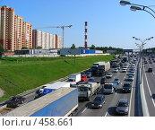 Купить «Москва. МКАД», эксклюзивное фото № 458661, снято 23 июля 2008 г. (c) lana1501 / Фотобанк Лори