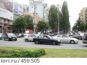 Купить «Дневной Киев (Крещатик)», фото № 459505, снято 4 мая 2008 г. (c) Никончук Алексей / Фотобанк Лори