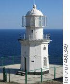 Купить «Меганомский маяк», фото № 460349, снято 2 сентября 2008 г. (c) Кристина Викулова / Фотобанк Лори