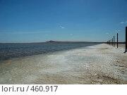 Купить «Солёное озеро Баскунчак», фото № 460917, снято 14 августа 2008 г. (c) Александр Шутов / Фотобанк Лори