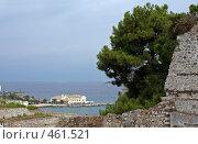 Венецианский форт. Стоковое фото, фотограф Бельская (Ненько) Анастасия / Фотобанк Лори