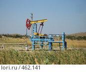 Купить «Добыча нефти», фото № 462141, снято 3 сентября 2008 г. (c) Кристина Викулова / Фотобанк Лори