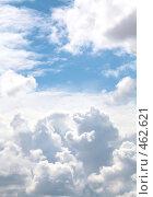 Купить «Кучевые облака», фото № 462621, снято 31 июля 2008 г. (c) Astroid / Фотобанк Лори