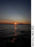 На закате. Стоковое фото, фотограф николай шишкин / Фотобанк Лори