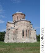 Купить «Церковь, Пицунда, Абхазия», фото № 463885, снято 6 августа 2008 г. (c) Ivanova Irina / Фотобанк Лори