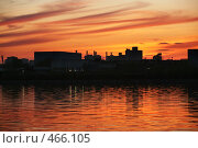 Купить «Закат в городе», фото № 466105, снято 25 апреля 2008 г. (c) Морозова Татьяна / Фотобанк Лори