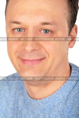 Купить «Портрет мужчины», фото № 467609, снято 23 мая 2019 г. (c) Losevsky Pavel / Фотобанк Лори