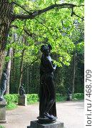 Купить «Скульптурная группа в Павловском парке», фото № 468709, снято 27 мая 2007 г. (c) Морковкин Терентий / Фотобанк Лори