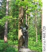 Купить «Статуя Музы в Павловском парке», фото № 468729, снято 27 мая 2007 г. (c) Морковкин Терентий / Фотобанк Лори