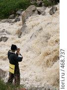 Купить «Фотограф», фото № 468737, снято 30 июля 2008 г. (c) Антон Щербина / Фотобанк Лори