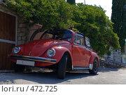 Купить «И машины прячутся в тень», фото № 472725, снято 21 августа 2008 г. (c) Pukhov K / Фотобанк Лори