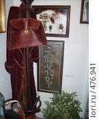 Личные вещи Имре Кальмана в музей-квартире в Шиофоке. Венгрия (2007 год). Редакционное фото, фотограф Римма Радшун / Фотобанк Лори