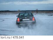 Купить «Снежный дрифт», фото № 478041, снято 29 января 2008 г. (c) Никончук Алексей / Фотобанк Лори