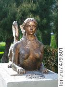 Купить «Скульптура девушки в Лас Вегасе», фото № 479601, снято 6 апреля 2008 г. (c) Блинова Ольга / Фотобанк Лори