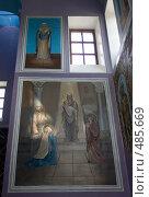 Купить «Икона», фото № 485669, снято 26 июля 2008 г. (c) Алексей Шипов / Фотобанк Лори