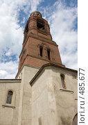 Купить «Надвратная колокольня», фото № 485677, снято 26 июля 2008 г. (c) Алексей Шипов / Фотобанк Лори