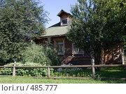 Купить «Дом пасечника», фото № 485777, снято 27 июля 2008 г. (c) Алексей Шипов / Фотобанк Лори