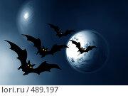 Купить «Хэллоуин», иллюстрация № 489197 (c) ElenArt / Фотобанк Лори