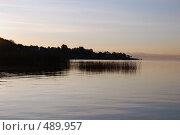Предрассветная тишина. Стоковое фото, фотограф николай шишкин / Фотобанк Лори