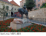 Купить «Загреб, старые ворота», фото № 491481, снято 21 августа 2008 г. (c) Pukhov K / Фотобанк Лори